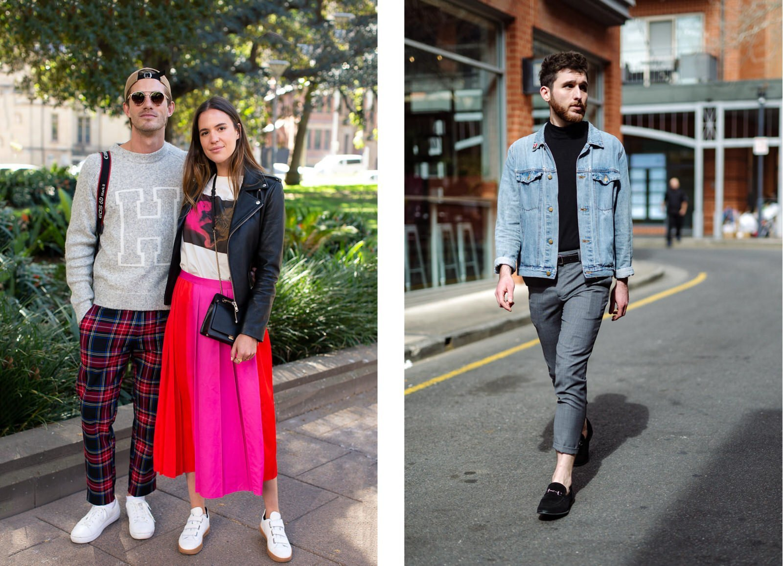 Local Street Style for Spring