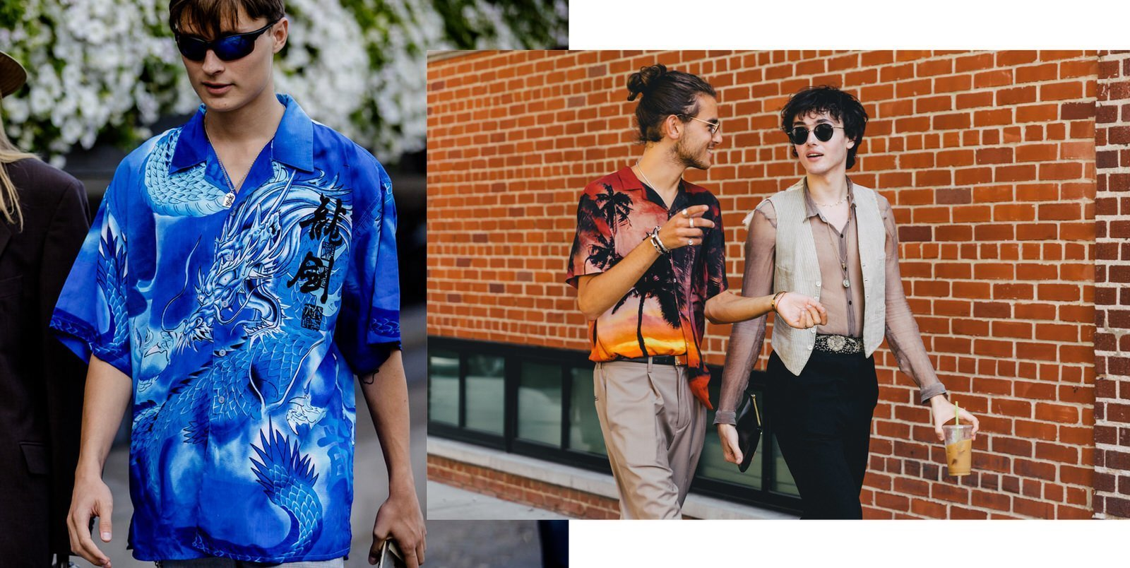 Party Shirt Spring Style