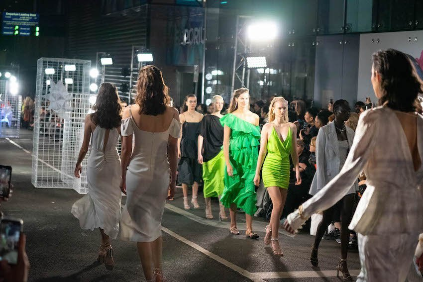 Melbourne Fashion Week -