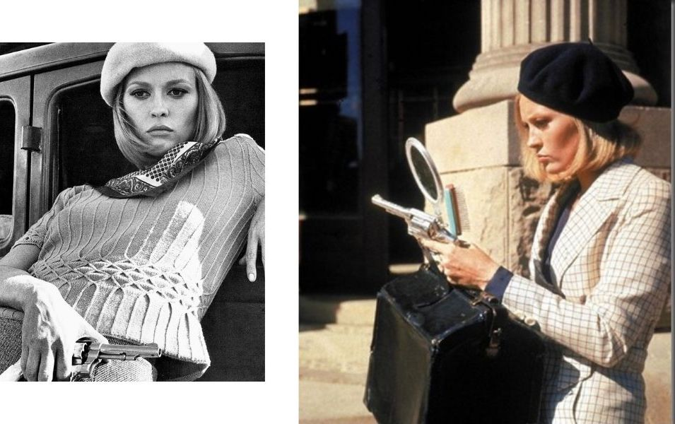 Style trends from Bonnie and Clyde