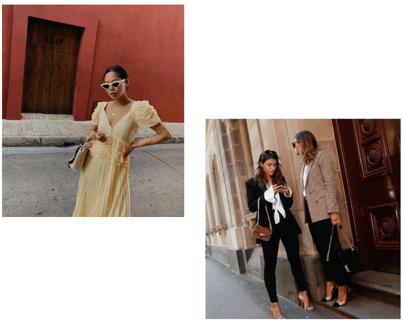 Style Tips by Fatima L Clinton (Stylist at the Rocks)
