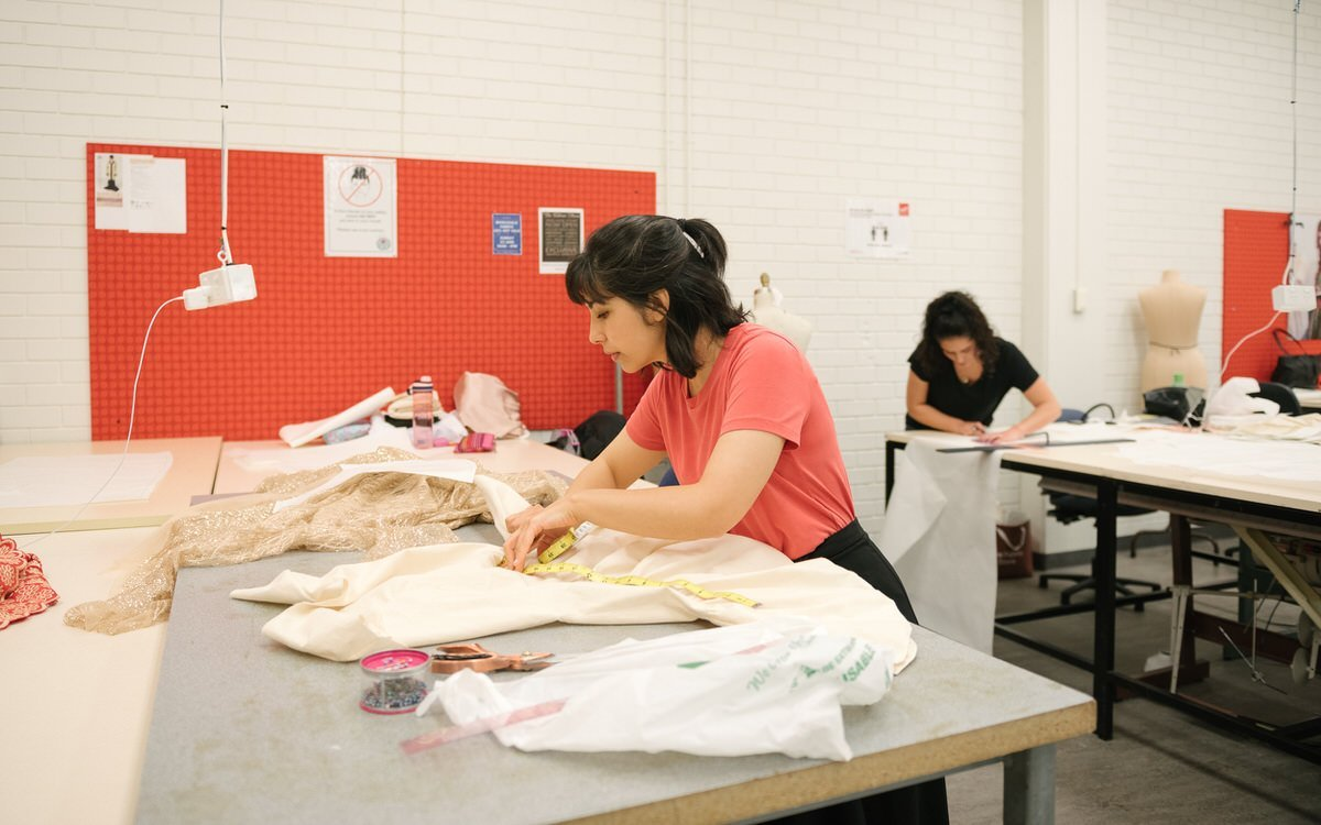 Fashion Designing Course at TAFE SA