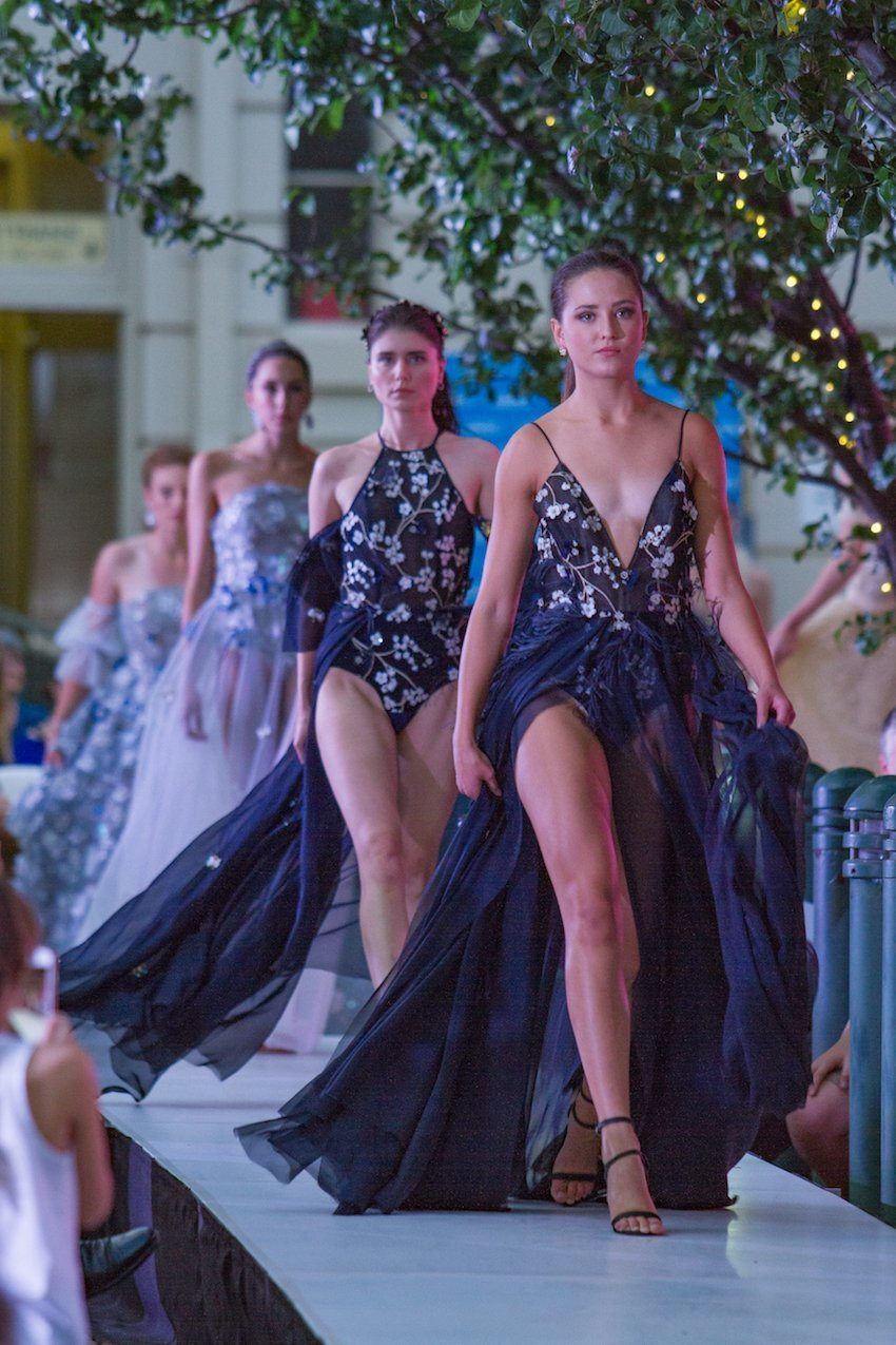 """Penny Lim's TAFE SA """"Unbound"""" Graduate Collection"""