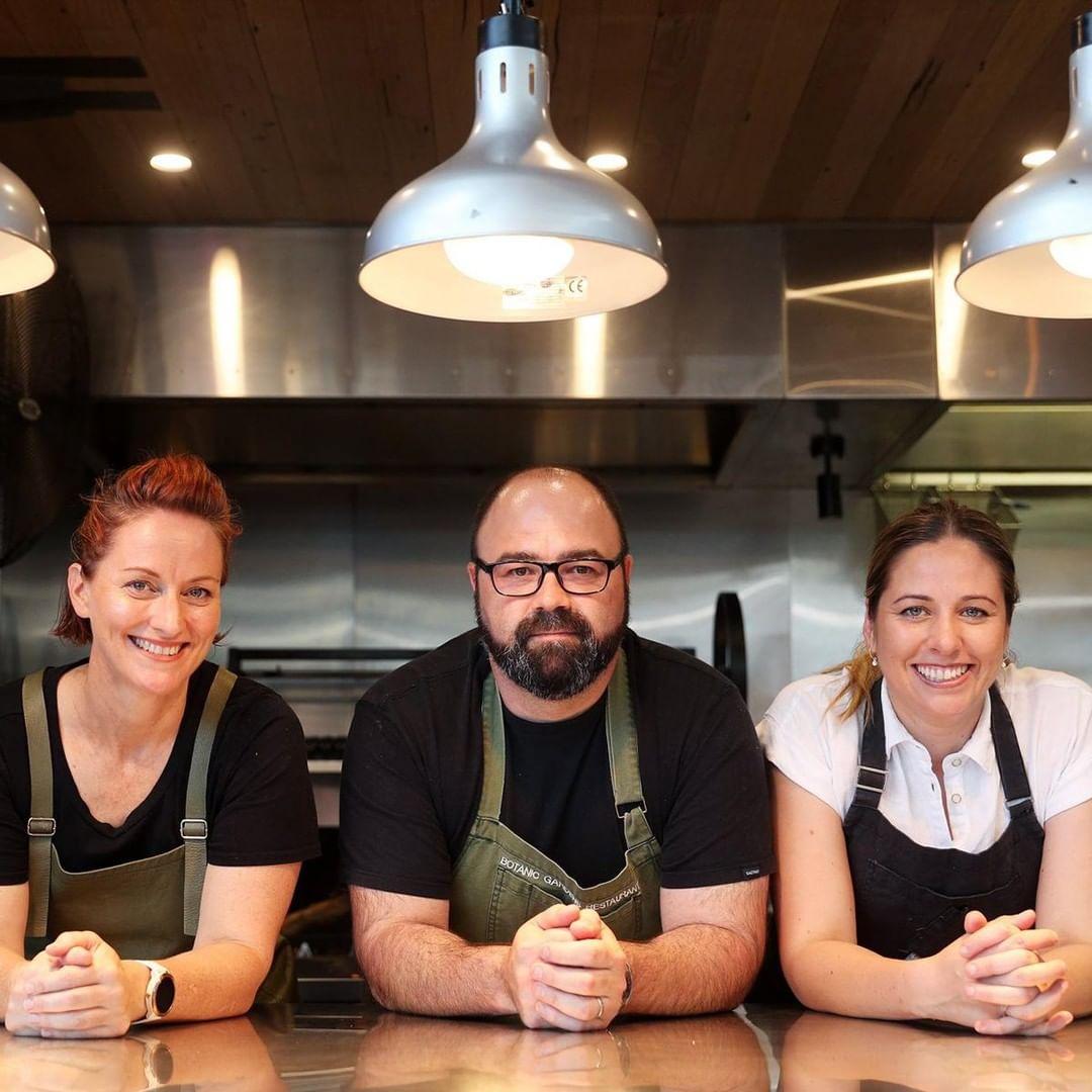 Tasting Australia Chefs from Chefs on Wheels, Adelaide