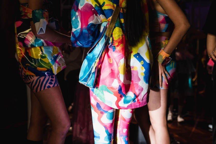 Adelaide Fashion Festival 2017 Tiff Manuel Runway