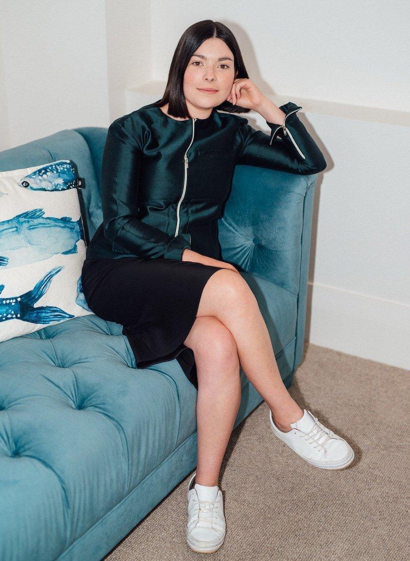 Adelaide Designer Tiffany Besir