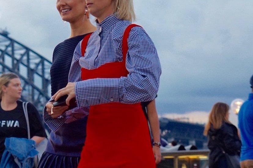 Hottest Trends at Mercedes-Benz Fashion Week - oversized cuffs