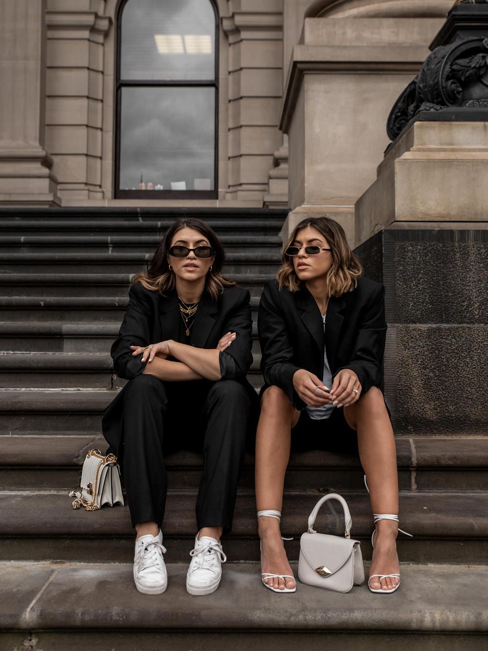 Rebecca & Marissa Karagiorgos of Twice Blessed