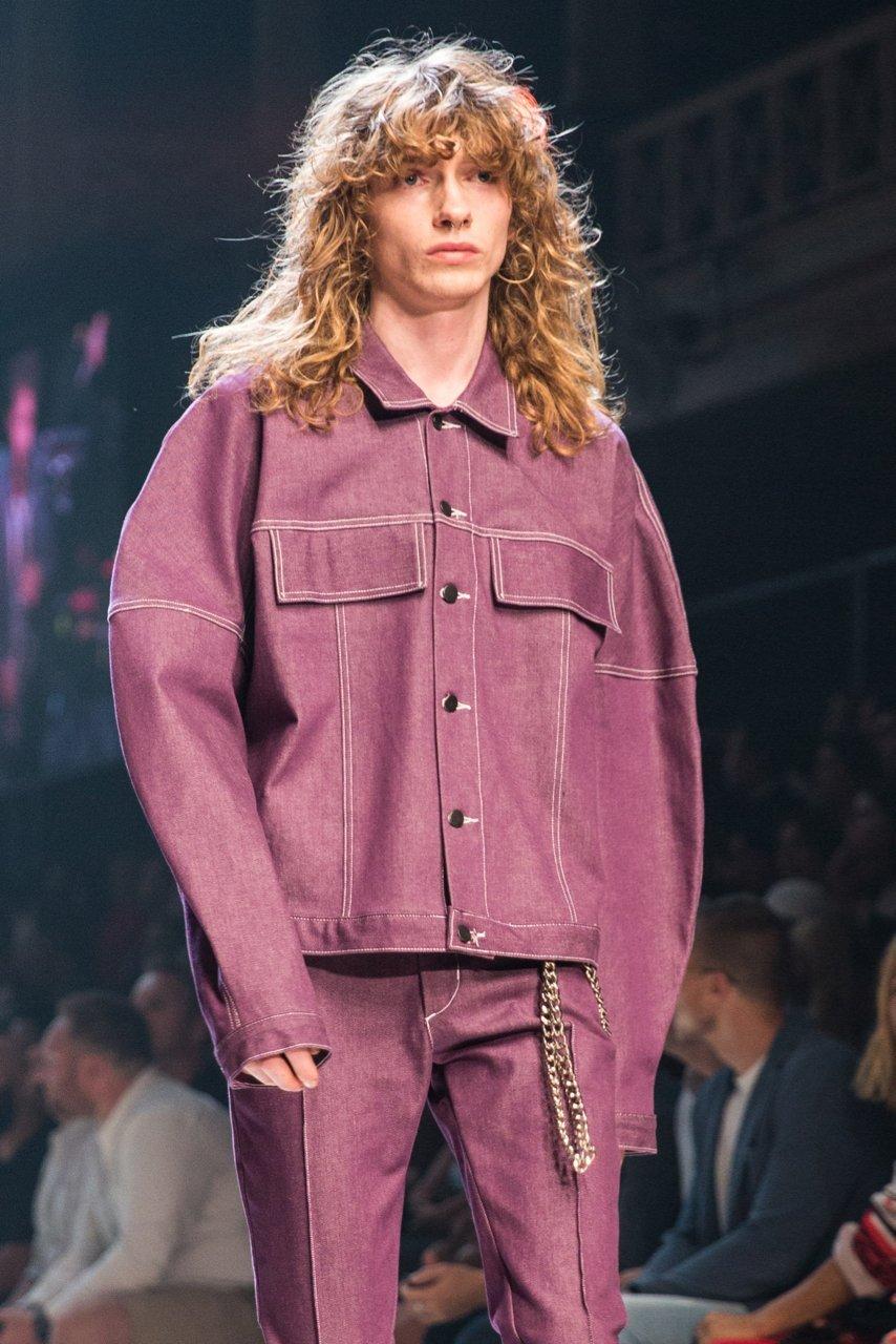 Men's fashion GQ men's Ruwnay VAMFF
