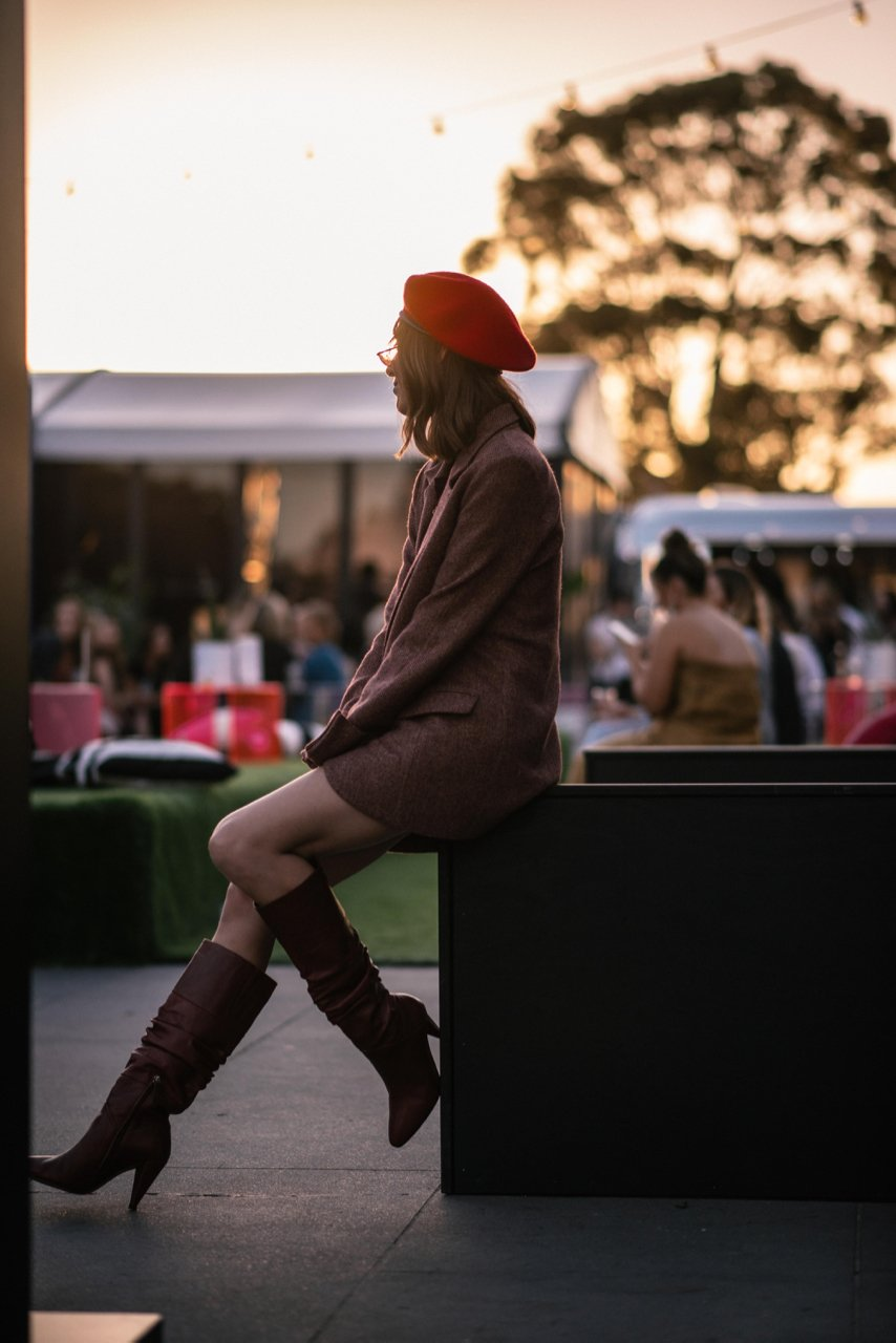 Best street style moments from VAMFF 2018