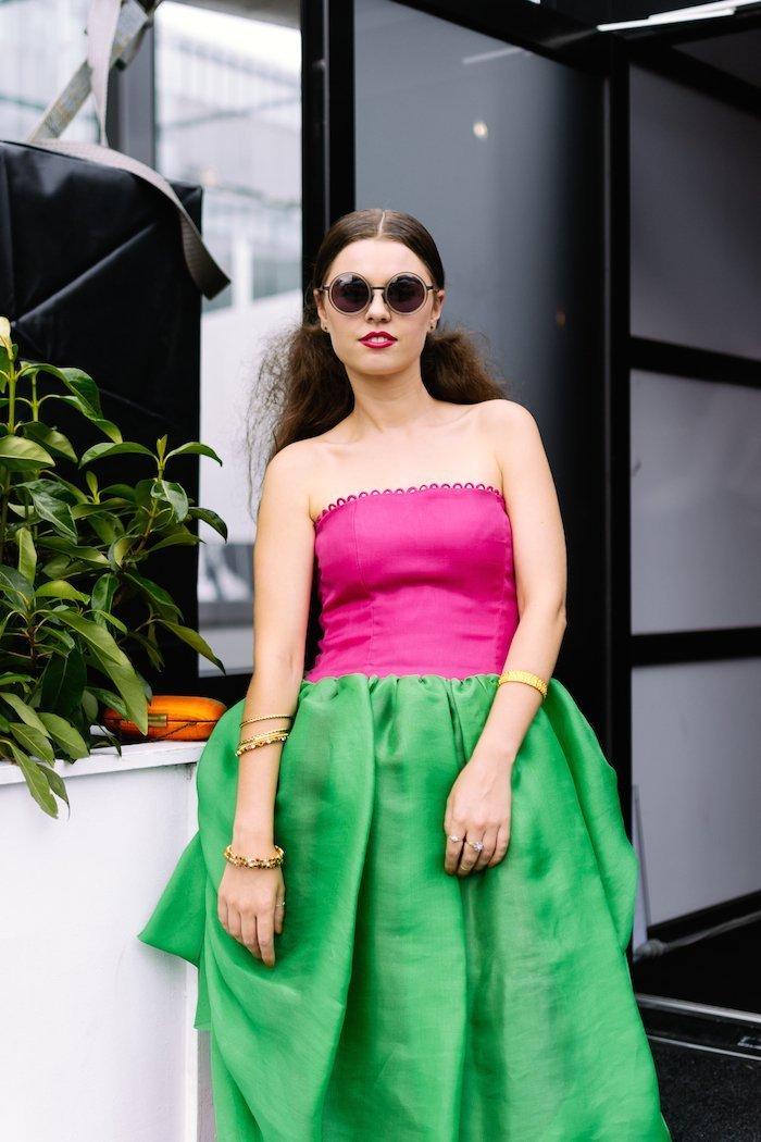 Melbourne Fashion Festival 2016