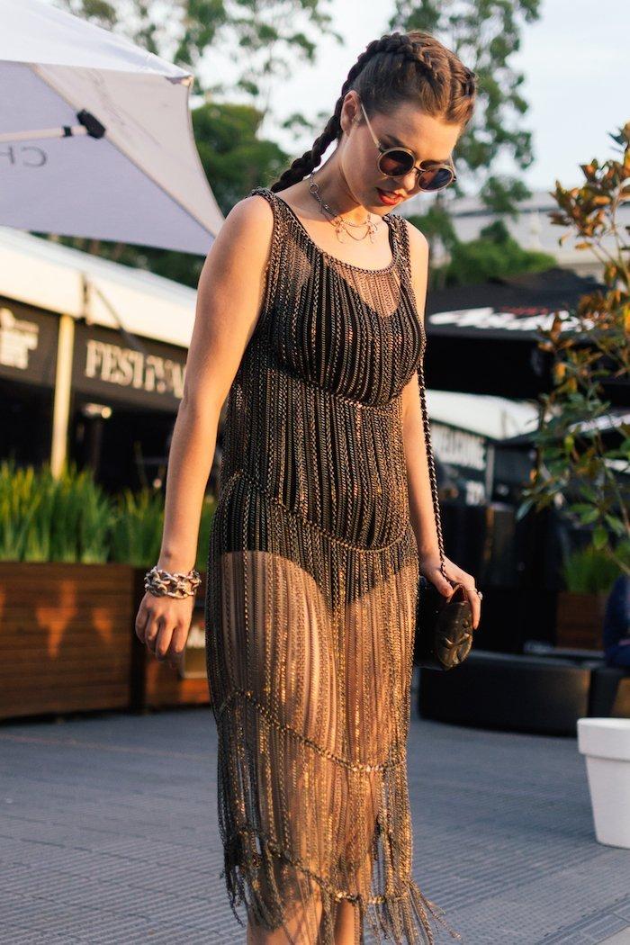 Virgin Australia Melbourne Fashion Festival, Stylist, Freya
