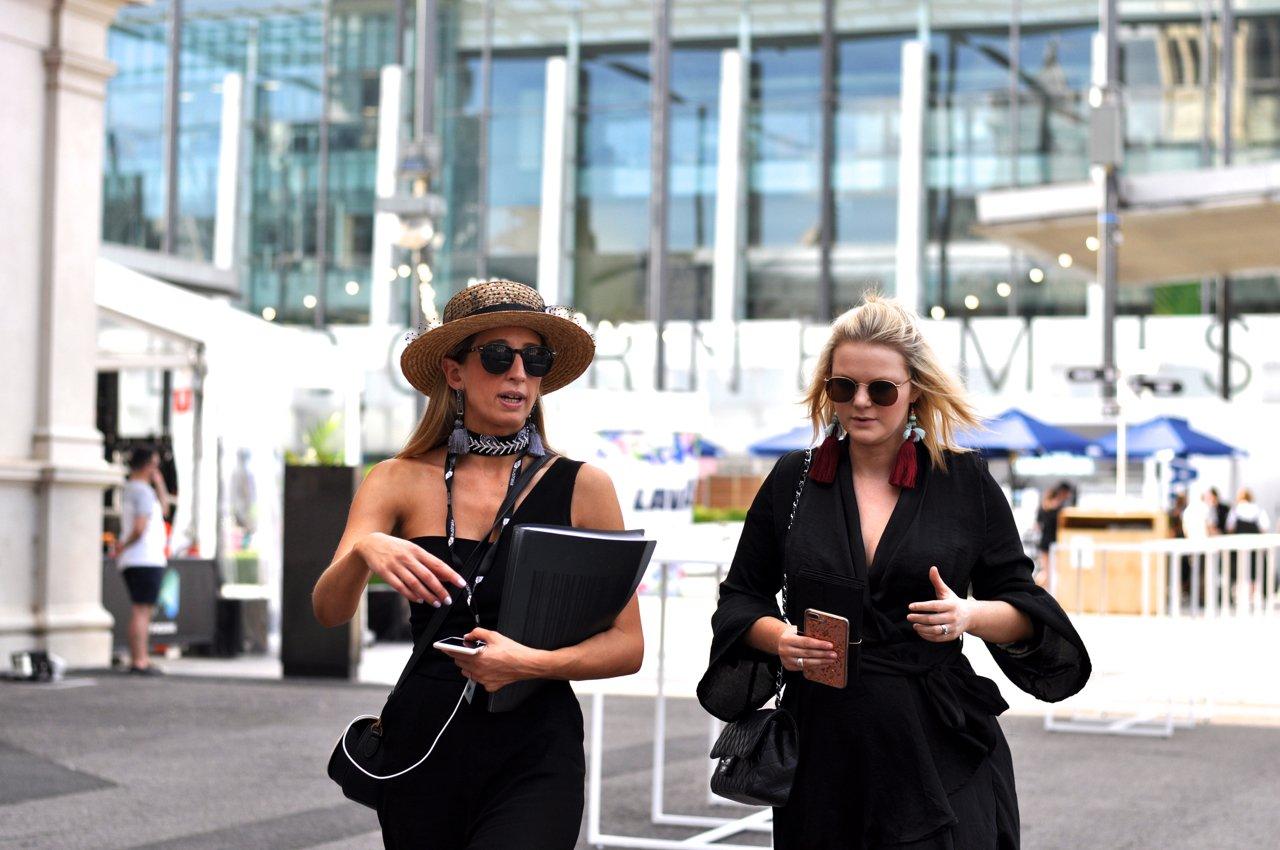 VAMFF Day 2 Melbourne street style & fashion