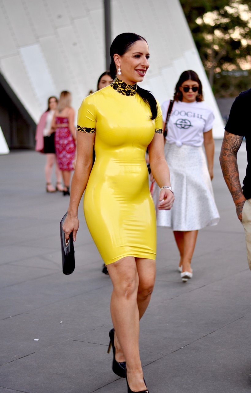 VAMFF_yellow_plastic_dress
