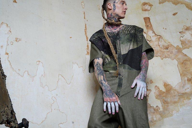 Ungendered design, Vincent Li's Zero Collection