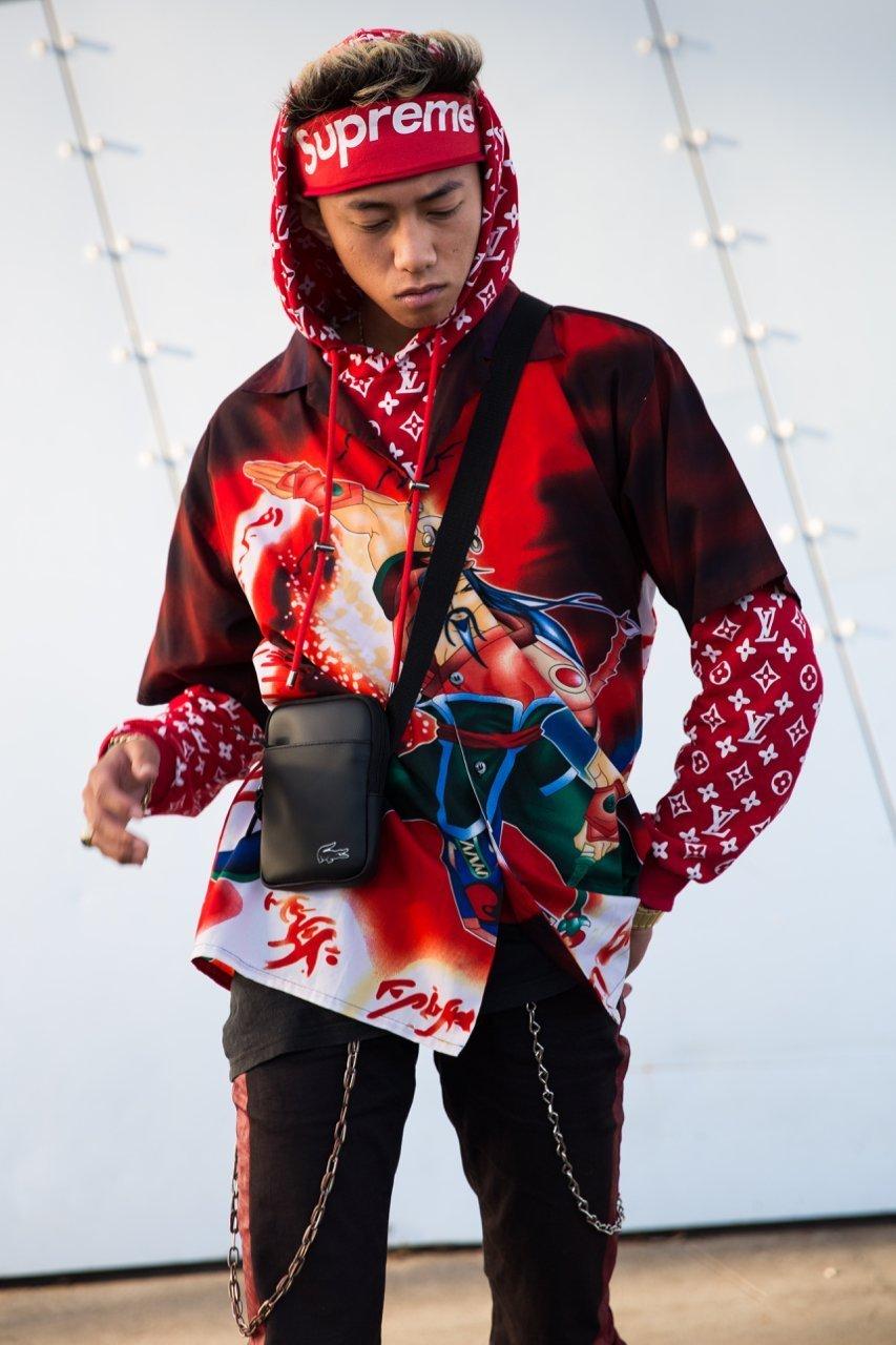 Street Style at the Virgin Australia Melbourne Fashion Festival 2018 VAMFF