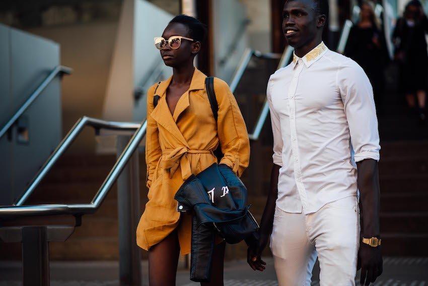 Best street style at Mercedes-Benz Fashion Week MBFWA
