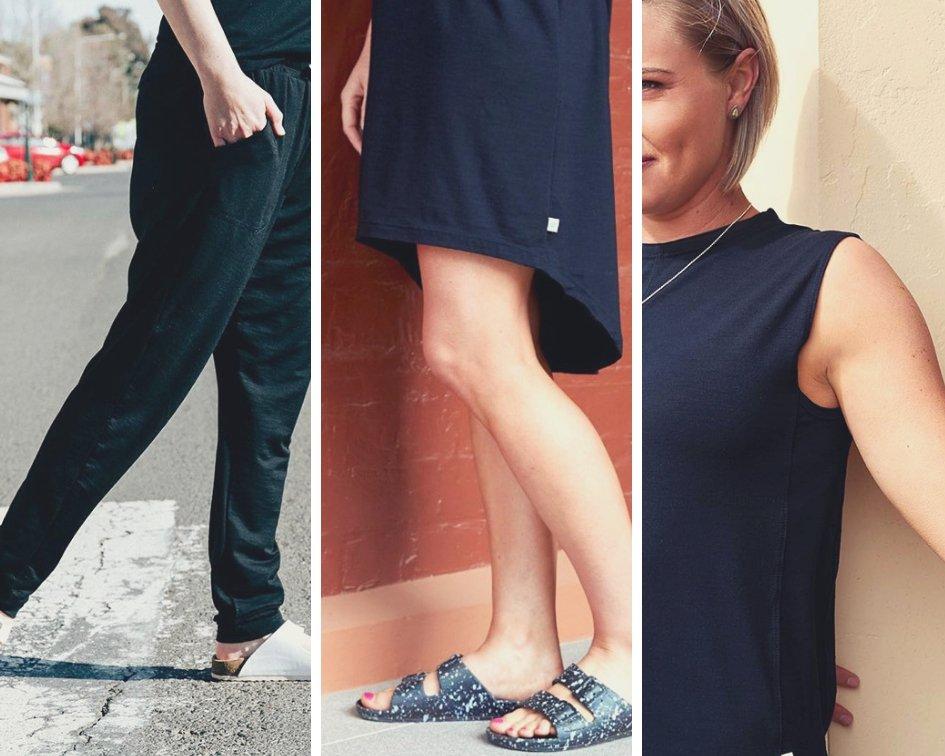 womens fashion basics- Woolerina
