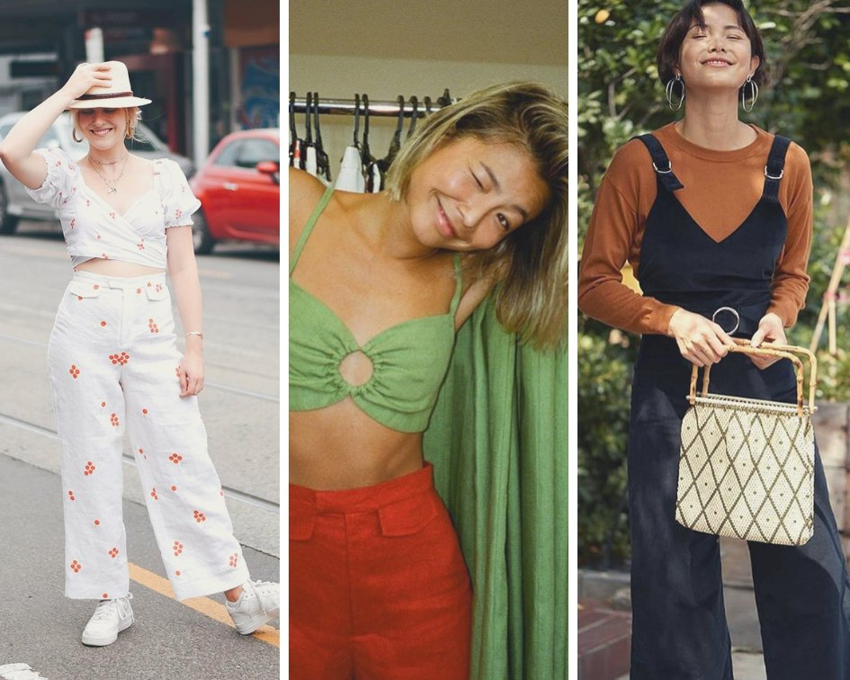 Best stores for womens fashion basics - Sister Studios