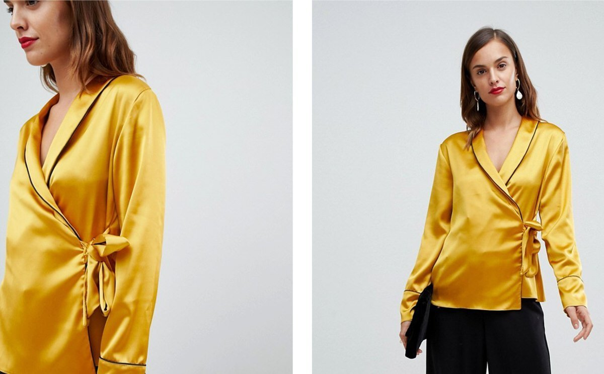 fashion blogs workwear blouse