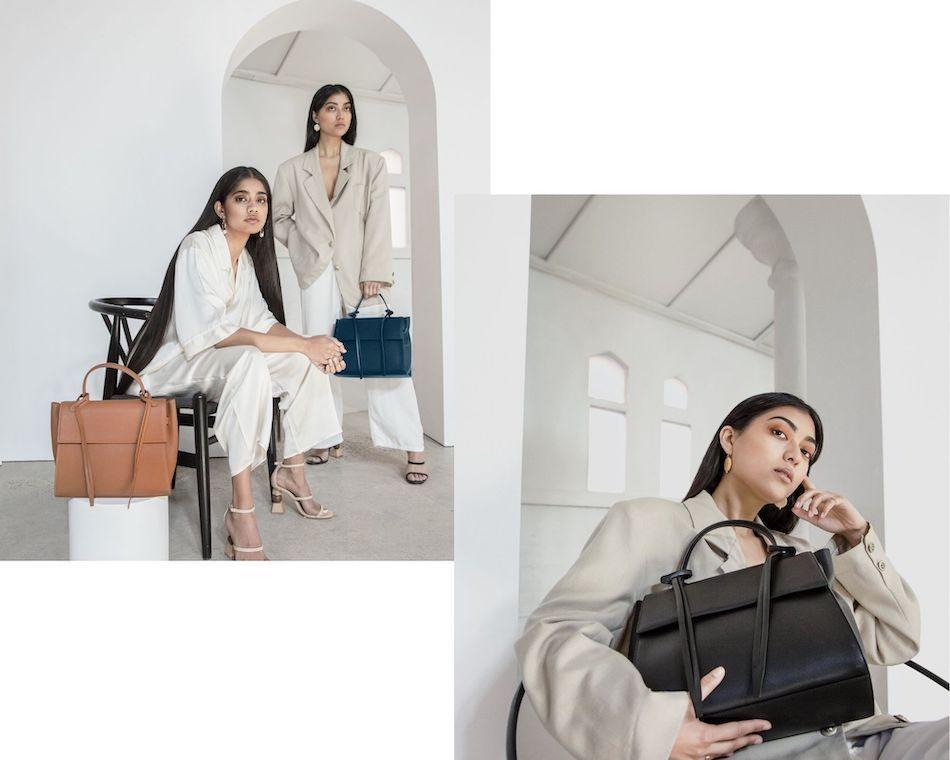 X NIHILO bags - campaign photos