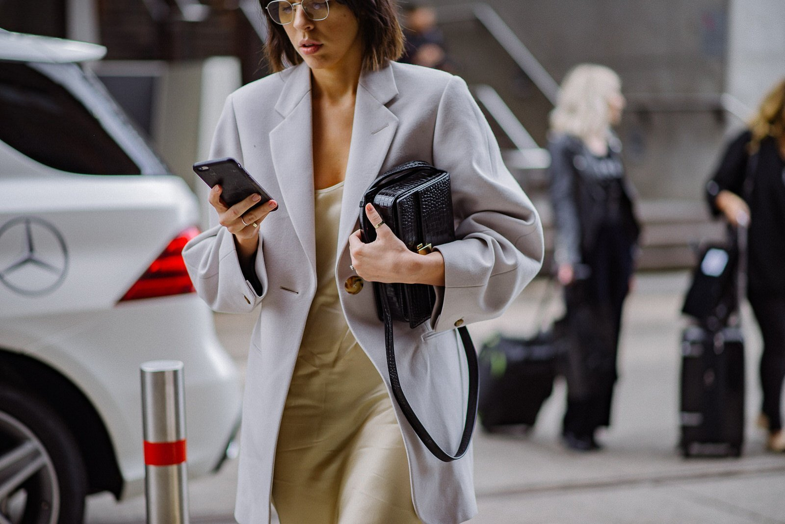 Mercedes-Benz Fashion Week Australia best street style
