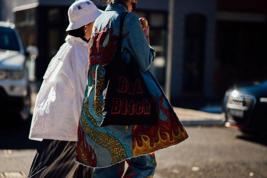 Best street style from Mercedes-Nemz Fashion Week Australia 2017 MBFWA
