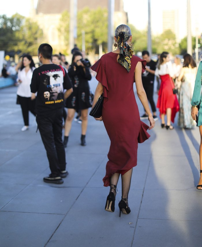 VAMFF Opening - Best Street Style Fashion