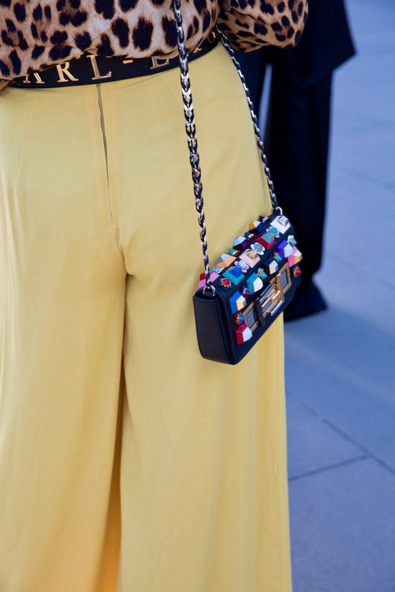 Street style trends at VAMFF 2019