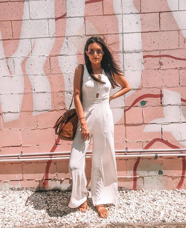"""Noosa: Maddison Yates, Fashion Blogger. """"Count your blessings."""""""