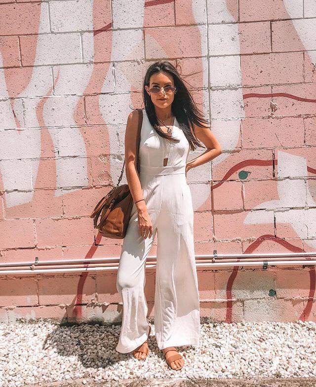 "Street Style Australia - Noosa: Maddison Yates, Fashion Blogger. ""Count your blessings."""