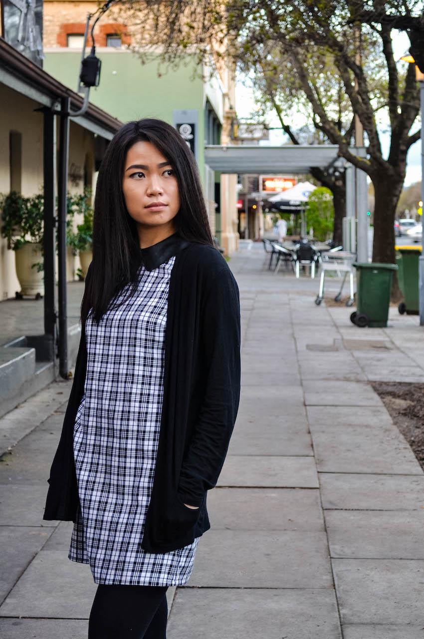 """SA: Linenyta, hairdresser, Tynte St North Adelaide.  """"I love hairdressing."""""""