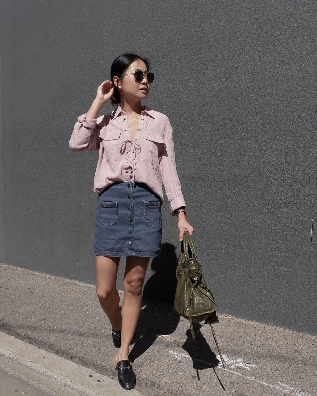 "Street Style Australia - Adelaide: Jessica, Fashion Blogger,  ""Friday"""