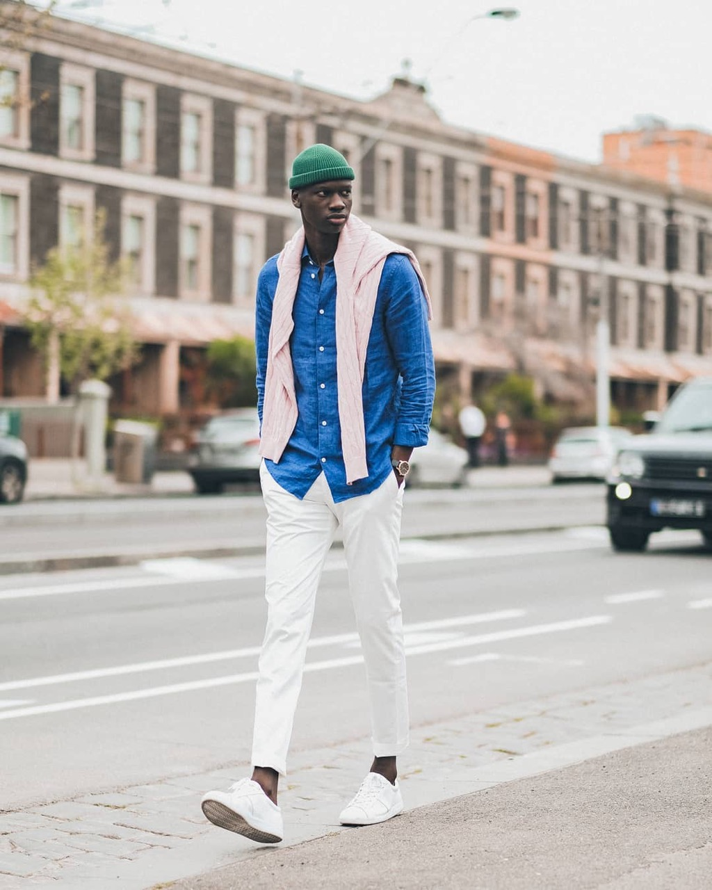 "Street Style Australia - Melbourne: Yach, Fashion Blogger, ""It's alright to be insane sometimes, heres à la folie."""