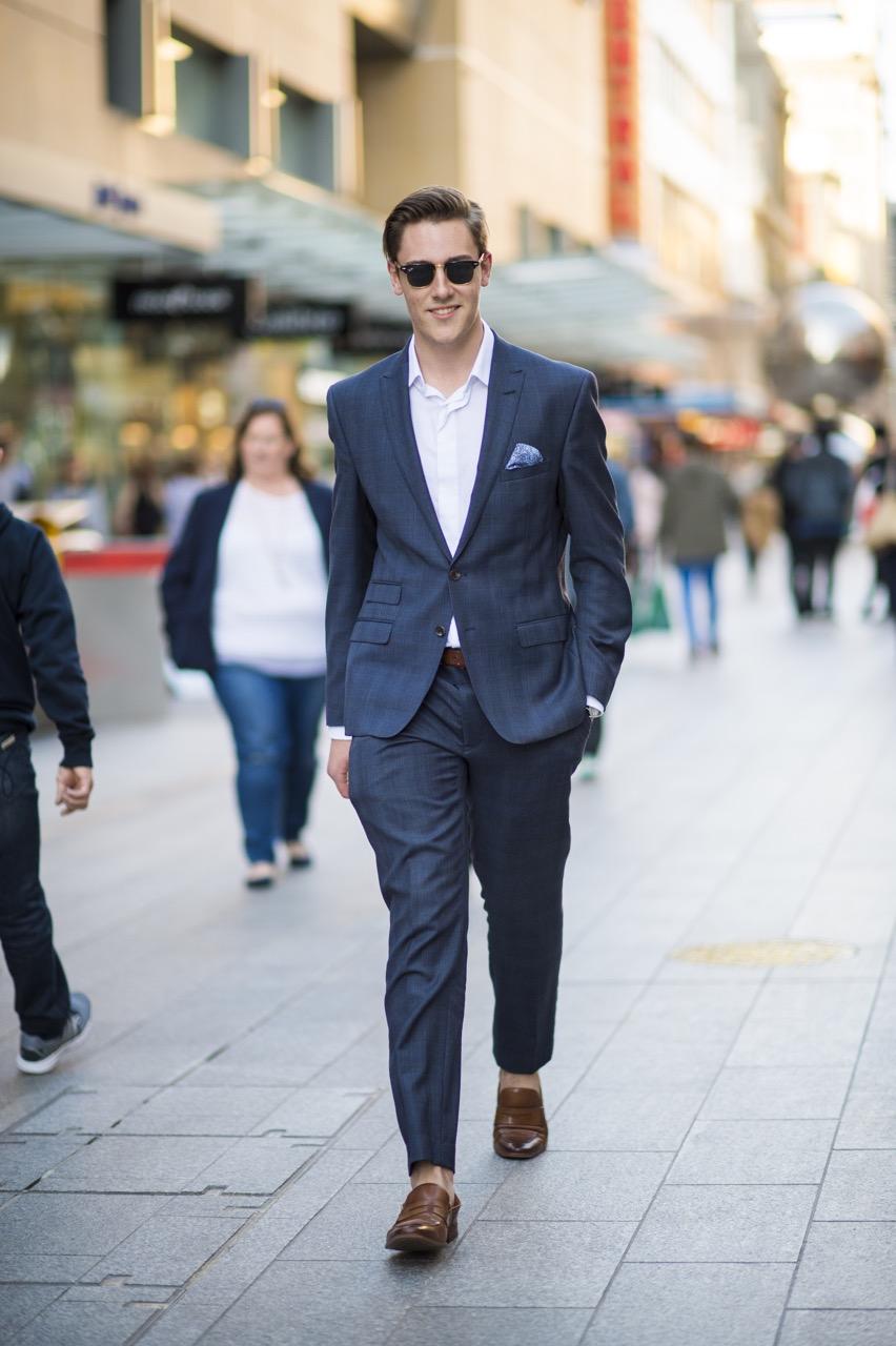 SA: Eli Dangerfield, Entrepreneur, Rundle Mall. Photo: Eli Francis