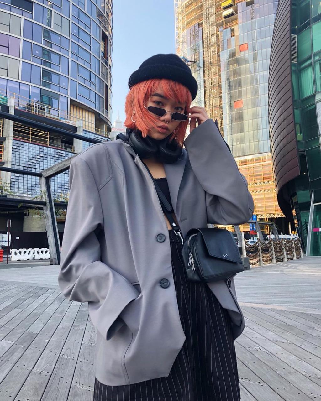"""Perth: Alyssa, Fashion Blogger, """"Simple Saturday."""""""