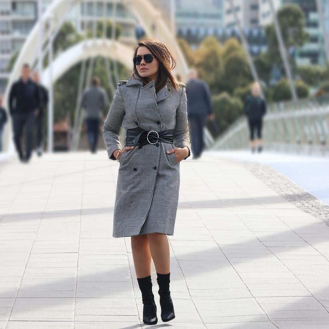 "Melbourne: Ash, Fashion Blogger, ""What's happening Dear Melbourne Weather""."