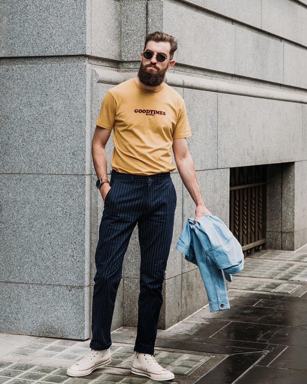 """Melbourne: Jack, Fashion Blogger, Spencer Outlet Centre, """"Spring is officially upon us and it's time to bring out those brighter colours."""""""