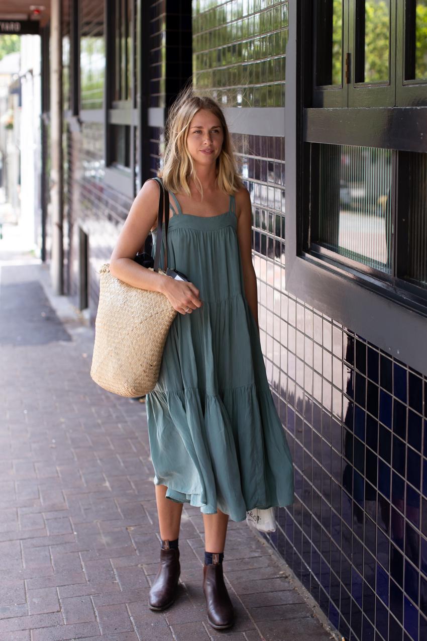 "Sydney: Maddison, (Property Development), Surry Hills. ""I'm heading to my friend's house."" Photo: Maree Turk"