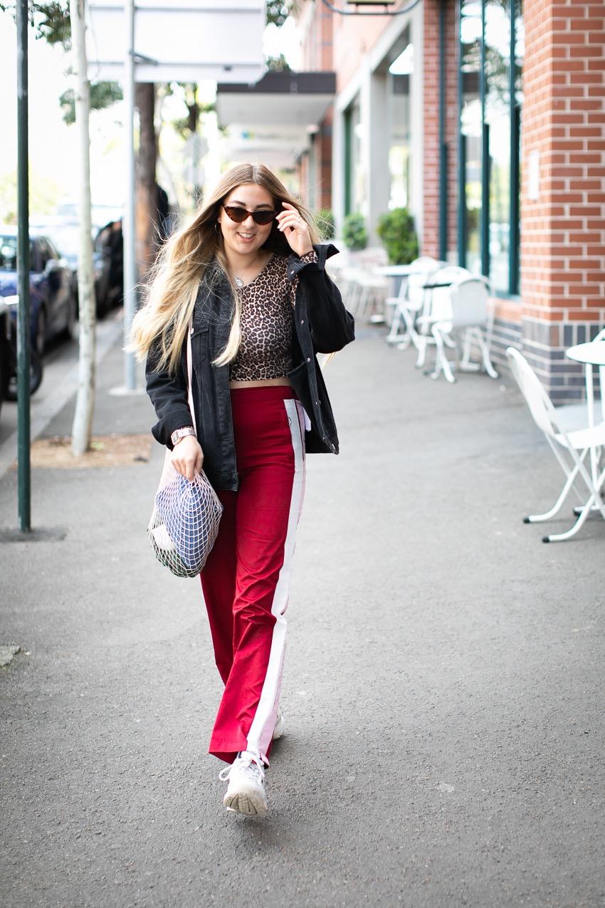 Sydney: Olivia, Merchandiser, Surry Hills, Photo: Maree Turk.