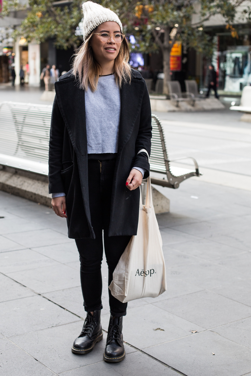 VIC: Megan Lee, accountant, Bourke St. Photo: Zoe Kostopoulos