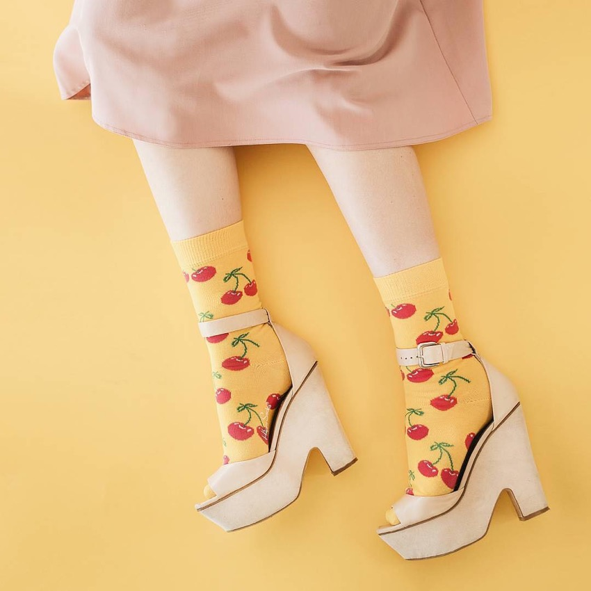 "Happy Socks. Photo: <a href=""https://www.instagram.com/valeriyamltsv/?hl=en"" target=""_blank"">@valeyriamltsv</a>"