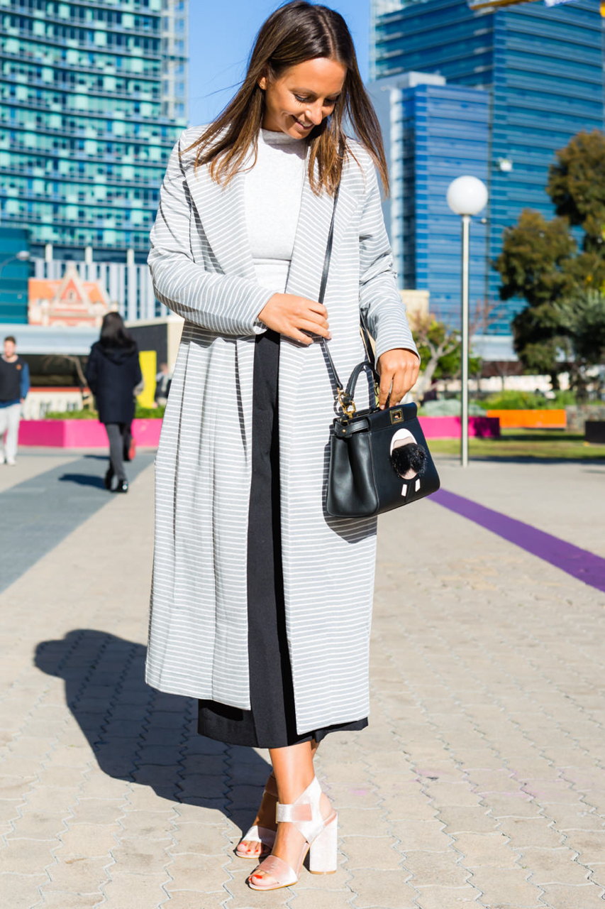 """WA: Robyn Breckler, Product Developer, Art Gallery. """"My style starts with the shoes."""" Photo: <a href=""""http://www.rahstudios.com.au/street-style.html/"""" target=""""_blank"""">Alain Quah</a>"""