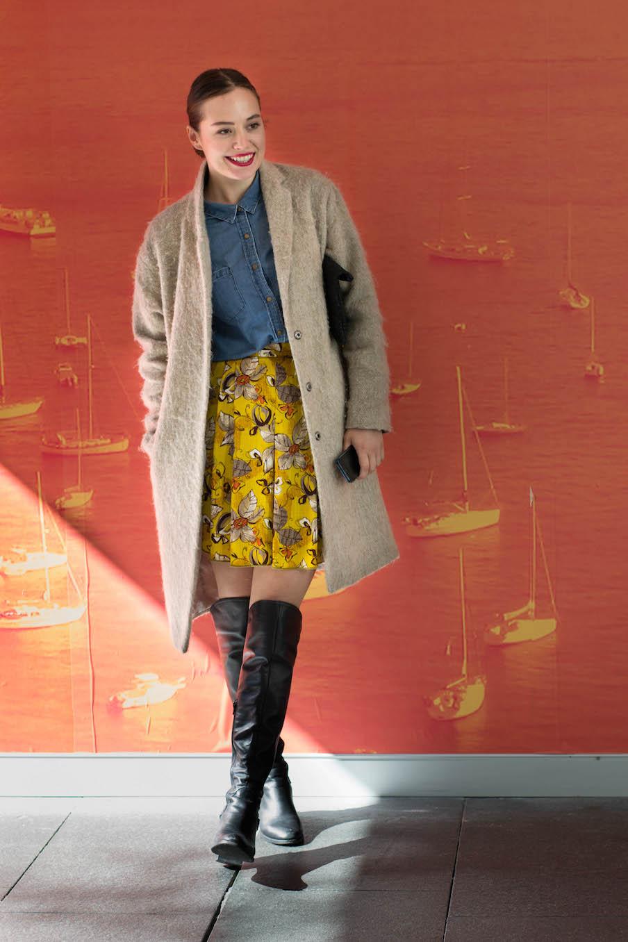 NSW: Natasha Doudkevitch, sales manager, Pitt St. Photo: Alice Scriberras
