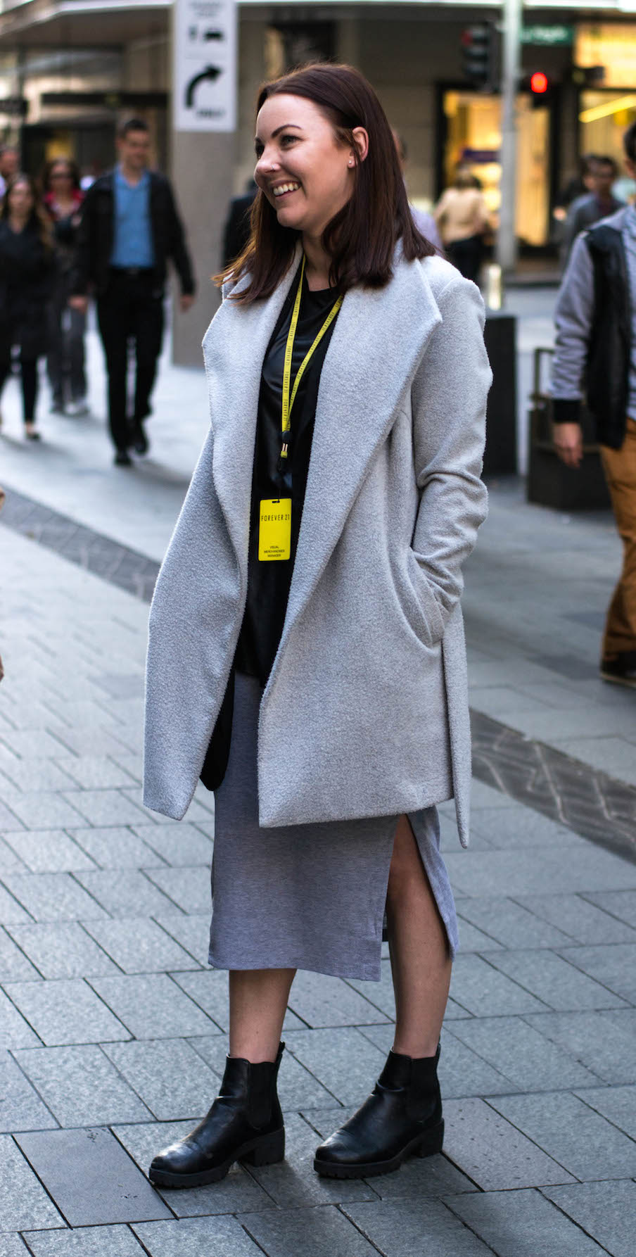 NSW: Nicole Wrigley, visual manager, Pitt St. Photo: Alice Scriberras