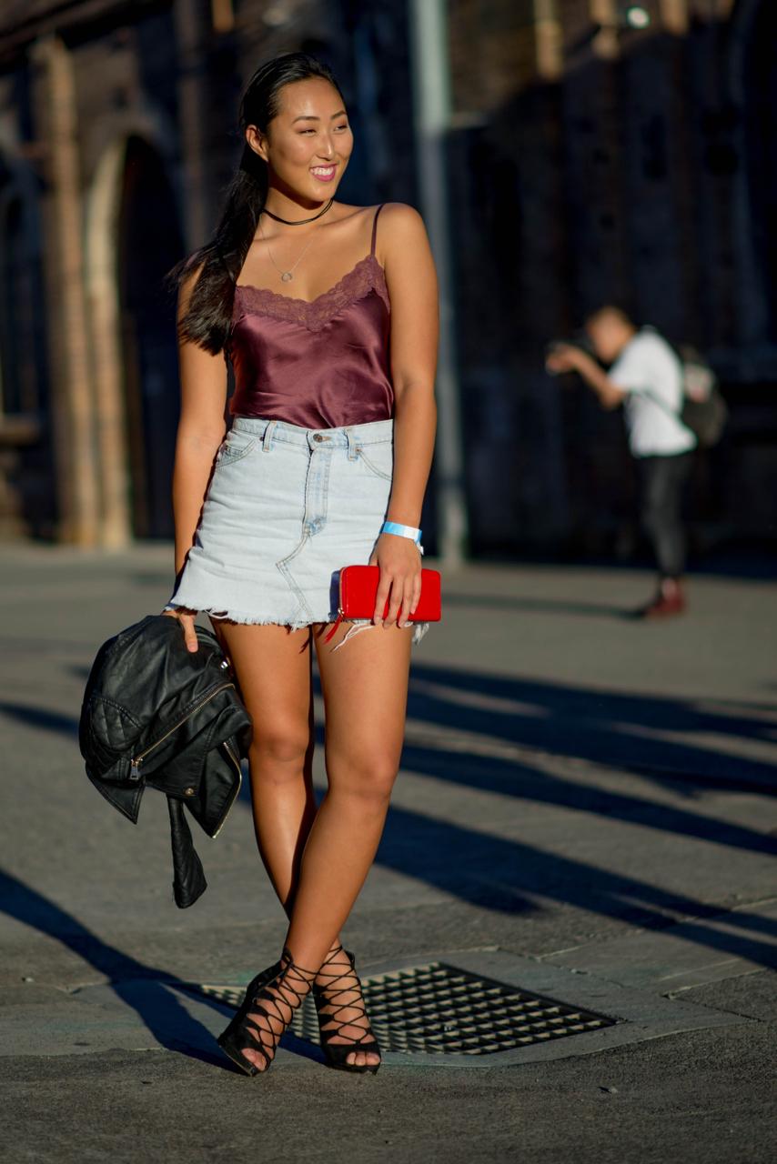 NSW: Julia Noh, student, Sydney.