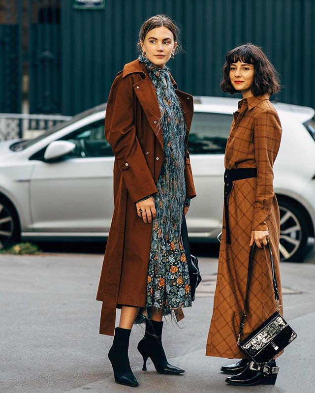 "International Street Style Fashion - Paris: <a href=""https://www.instagram.com/fashioninpills/""target=""_blank"">Fashion In Pills</a>"