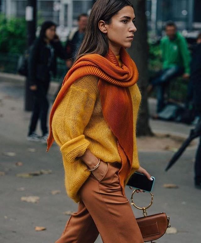 "International Street Style Fashion - Paris: <a href=""https://www.instagram.com/sandrasemburg
