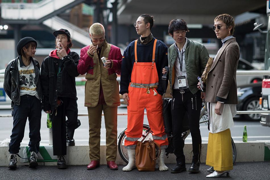 """Tokyo: <a href=""""http://www.highsnobiety.com/"""">High Snobiety</a>"""