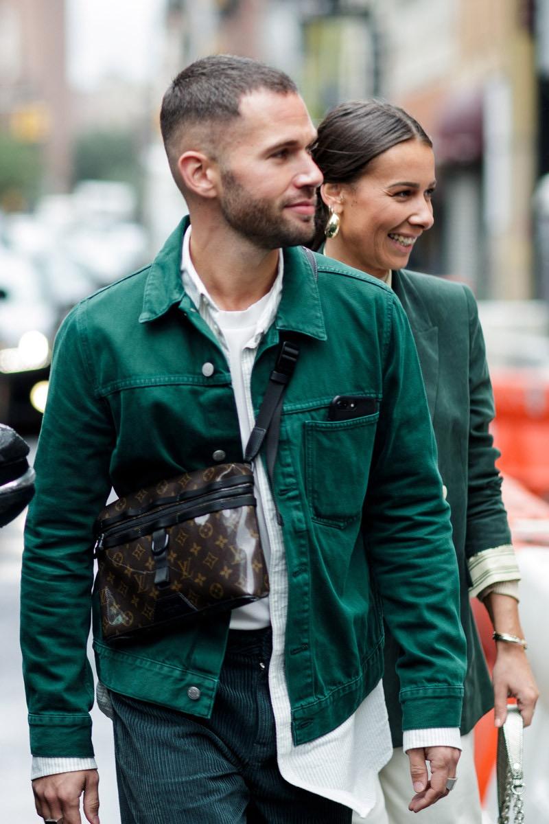 "International Street Style Fashion - New York: <a href=""https://highsnobiety.com/ ""target=""_blank"">High Snobiety</a>"